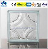 Geada de alta qualidade Jinghua Bistar/Bloco tijolo de vidro transparente