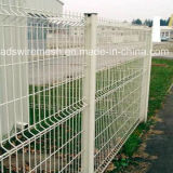 삼각형 Bending Wire Mesh Fence (공장)