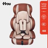 머리 받침에 의하여 조정되는 아기 어린이용 카시트 안전 아기 배려 어린이용 카시트