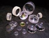 De bóveda del vidrio óptico de China, media lente de la bola
