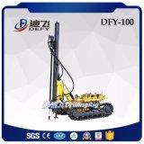 Dfy-100 roca pequeña máquina de perforación para el orificio de limpieza criogénica de 20m