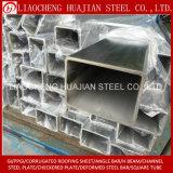 Tubo d'acciaio quadrato e tubo d'acciaio del tubo rettangolare per costruzione