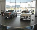 Automobil 360 Grad-im Freien drehende Plattform