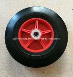 Rodas de borracha maciça para rodas de Barrow e carrinho de mão