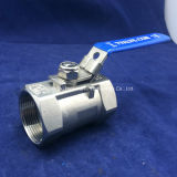 1PC Ball Valve con Locked Hanld