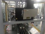 Rectángulo del cartón que forma el fabricante de relleno de la máquina del lacre