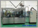 Automatischer Tafelwaßer-Produktionszweig