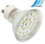 A luz de LED (JM-GU10-02 3528)