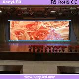 L'intérieur Location d'affichage LED du panneau de publicité