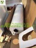 Ensilagem da folha da película plástica, espessura 20um, 21um, 22um, 23um, 24um, 25um para a aplicação de empacotamento comum
