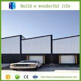 Plan prefabricado del edificio del almacén industrial de la estructura de acero del diseño de la construcción