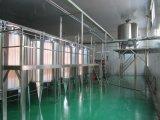 Volle automatische 500L/H Milchverarbeitung-Maschinerie