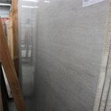 Witte Marmeren Plak Crabapple die het Marmeren Marmer van de Travertijn van het Schroot Witte verkopen