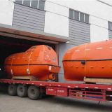 Solas-schnelle Rettungsboot-Rettungs-Faser-Boots-Militärboote verwendete Fall-Rettungsboote für Verkauf