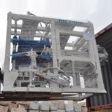 機械(QT6-15)を作る連結のセメントBlock&Brick