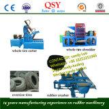 Machine en caoutchouc de mélangeur de casseur de machine et de pneu de moulin de broyeur