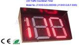 正方形LEDの交通信号の秒読みのタイマー2およびハーフ・デジット