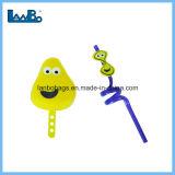 Los niños juguetes para la paja y plástico Molde de helado