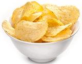 Shandong-Cer-halbautomatische frische Kartoffelchip-Standardmaschine
