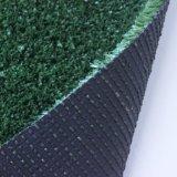 Hierba artificial plástica de la hierba de la falsificación artificial de la tela para los artes de la decoración
