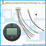 Transmissor de pressão de fluxo inteligente / transdutor, transmissor de pressão de 4-20 mA