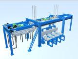 2014 blocos industriais de Aax da venda quente que fazem a planta da máquina AAC a planta de pouco peso do equipamento do bloco