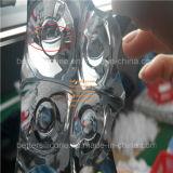 Laminación de lámparas de plástico de recubrimiento UV