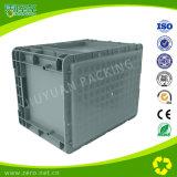 OEM Gris PP Material de almacenamiento de contenedores de la UE