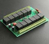 Zd 12V/24V DC 12 canaux 433 MHz du récepteur sans fil