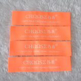 Main del vestito delle donne personalizzate/formato/contrassegno tessuto bandierina