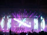 P3 HD LEDの舞台裏スクリーン屋内LEDの段階のレンタル表示のための