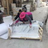De Chinese Bewolkte Grijze Marmeren Tegel van de hoogste Kwaliteit