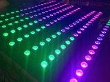 Lumière colorée de rondelle de mur de 18*10W DEL 4in1 RGBW