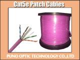 Cat5e FTP UTP LSZH Cordon de raccordement câblage en cuivre