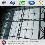 Sinoacme는 강관 Truss 구조 단말기 센터를 조립식으로 만들었다