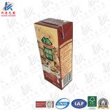 Karton-Kasten für frischen Saft