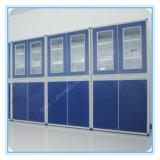 Cabinet de rangement métallique en acier à usage professionnel