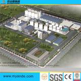 Soyabohne-Erdölraffinerie-Pflanze mit ISO genehmigte