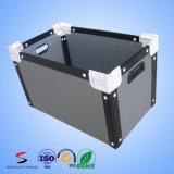 Emballage de DSC/Stackable avec la boîte en plastique de empaquetage de cadre de cavité de l'impression pp