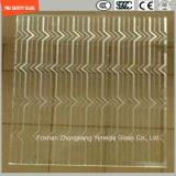 3-19mmのシルクスクリーンプリントか酸の腐食または曇らされるか、またはパターン平たい箱または曲げられるSGCC/Ce&CCC&ISOの証明書が付いているドアまたはWindowsまたはシャワーのドアのための和らげられたか、または強くされたガラス
