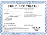 De Kabel HDMI van uitstekende kwaliteit verleent de Dienst OEM/ODM