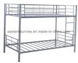 金属の士官学校の工場Bedrommの鋼鉄家具のダブル・ベッド