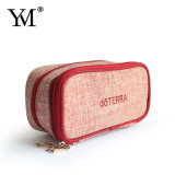 Trade Assurance Private Label Logo personnalisé Polyester Ladies Cosmetic Bag