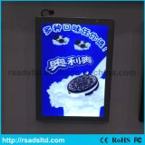 Affiche suspendue LED Slim Magnetic Light Box Signs