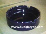 Portacenere di ceramica rotondo di Promitional Bue di Yg016