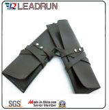 Vetro di Sun unisex polarizzato plastica del PC del capretto dell'acetato del metallo di sport di Sunglass di modo del metallo di legno della donna (GL61)