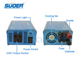 Suoer Hochfrequenz1000w Gleichstrom 12V Sonnenenergie-Inverter zum Wechselstrom-220V (SFE-1000A)