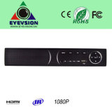 IP Camera NVR de 4CH H. 264 HD (1080P) (EV-CH04-H1404A)