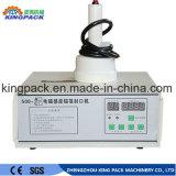 Máquina da selagem da folha de alumínio do aferidor da indução do calor do frasco do animal de estimação