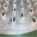 Stahlschwimmerventil-Tellersegment für Aufsatz